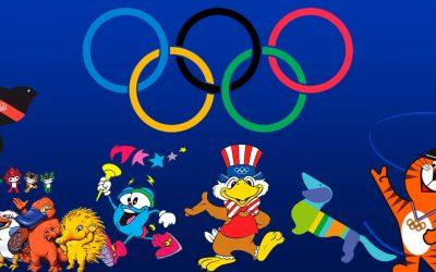 Mascotes das Olimpíadas de Verão