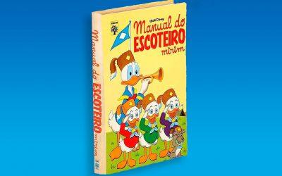 """Os 50 anos do """"Manual do Escoteiro Mirim"""" no Brasil"""